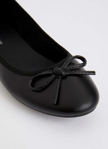 DeFacto Basic Babet Siyah
